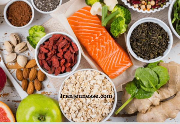 عادات غذایی مفید برای سلامت پوست