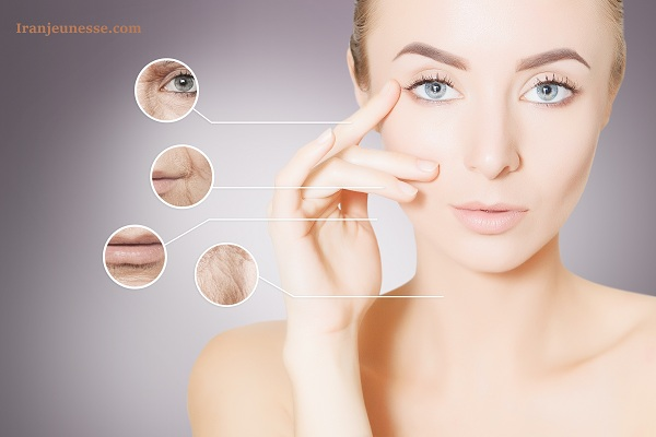 عوامل مؤثر در پیری زودرس پوست