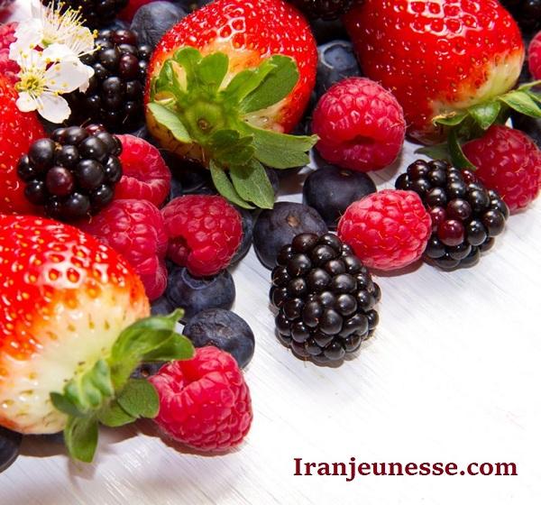 منابع غذایی سرشار از آنتی اکسیدان