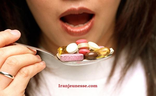 ویتامینهای ضروری برای بانوان