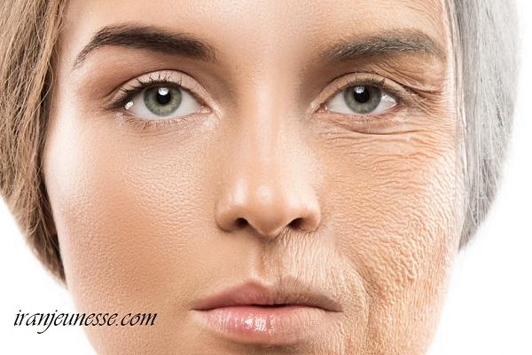 پیری زودرس پوست را به تعویق بیندازید