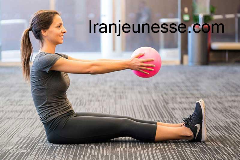 بالا کشیدن سینه با ورزش